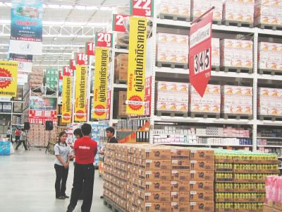Makro opens tomorrow | The Thaiger