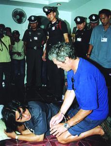 UK killer gets suspended sentence | The Thaiger