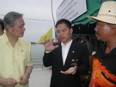 TDA teaches sea gypsies to dive | The Thaiger