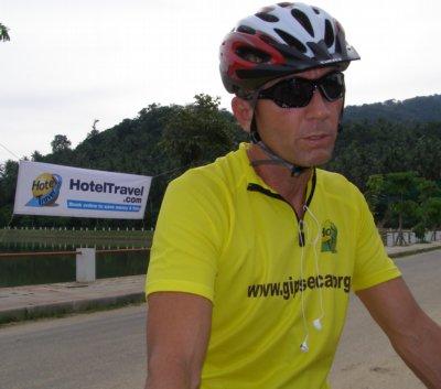 Reinard rides again | The Thaiger