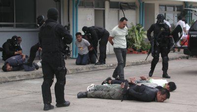 "Anti-terrorist drill ""a success' | The Thaiger"