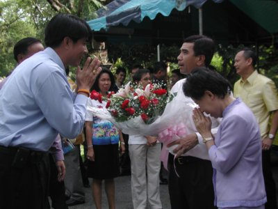 Governor leaves Phuket – quietly | The Thaiger