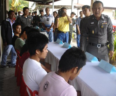 Cops nab rape, robbery gang | The Thaiger