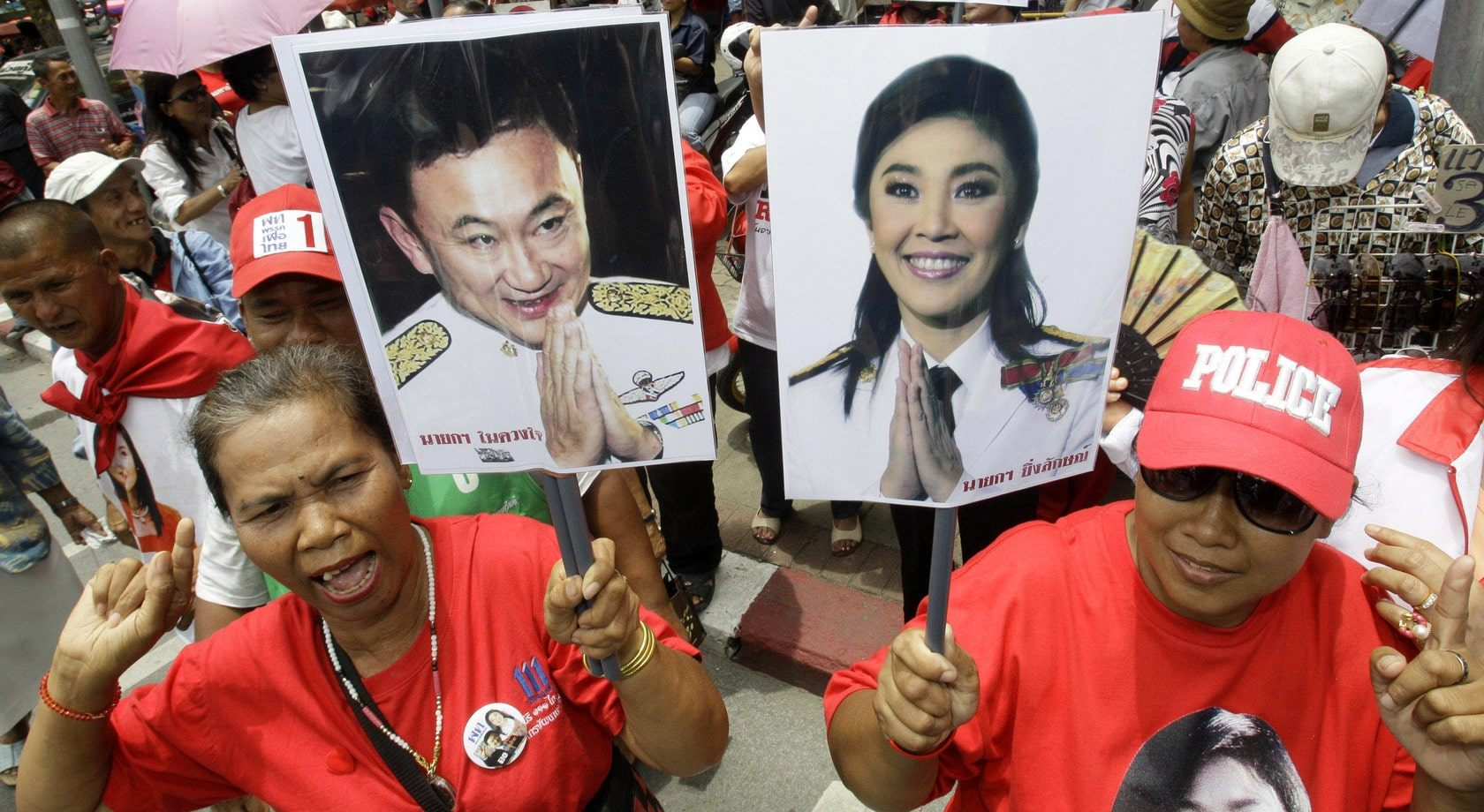Two decades of Shinawatra influence fades as Yingluck flees | The Thaiger