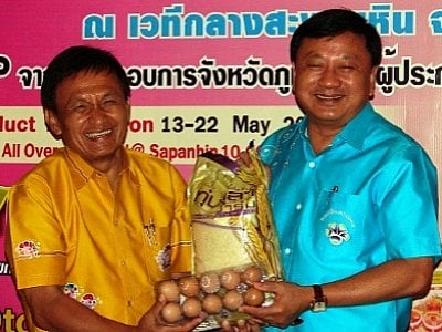 "Get the Phuket ""Governor's eggs' and watch 'talented' ladyboys 