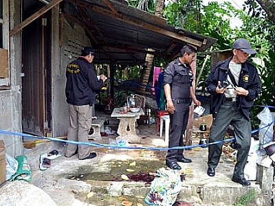 Man shot dead during Phuket drinking session | The Thaiger