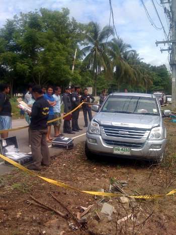 """Phuket Survivor: Man survives slaughter by """"playing dead' 