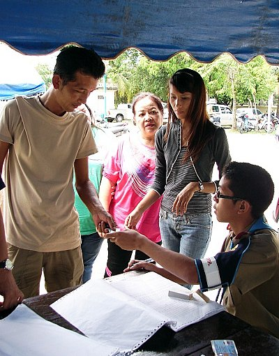 Early vote registration in Phuket ends tomorrow | The Thaiger