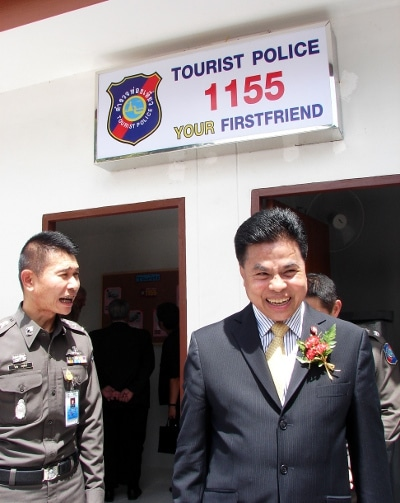 Phuket's honorary consuls top reason tourists call police | The Thaiger