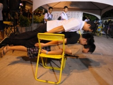 Facebook Planking craze catches Phuket lying down | The Thaiger