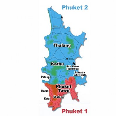 Phuket gears up for election weekend | The Thaiger