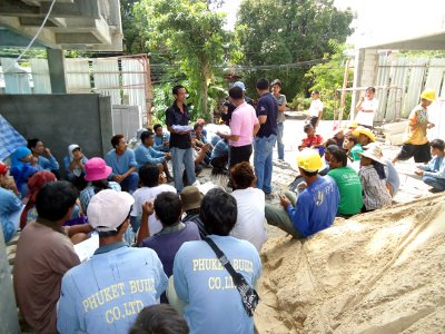 Volunteers to help alien worker registration push in Phuket | The Thaiger
