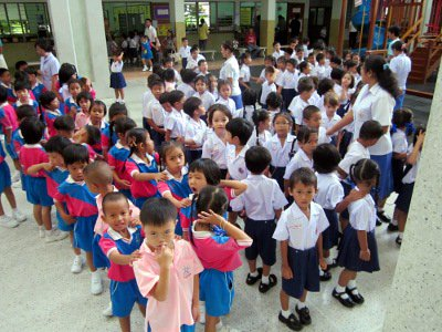 Phuket to pull out all the stops in issuing kiddie ID cards | The Thaiger