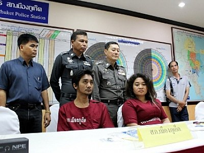 Phuket police blitz bags more than B5mn in drugs | The Thaiger