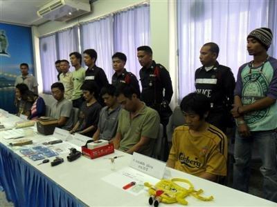 Phuket drug youth on 'ice' | The Thaiger