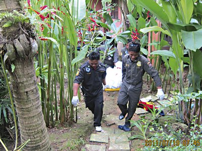 Phuket holiday: Dane found dead in Kamala | The Thaiger