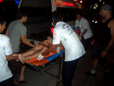Phuket hotelier dies in sidewalk crash | The Thaiger