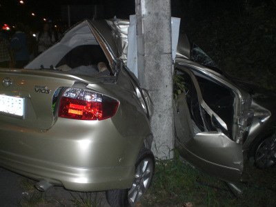 Foreigners die in Phuket car crash | The Thaiger