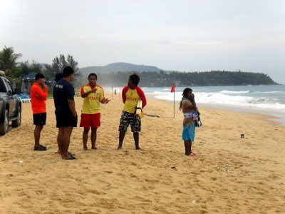 Foul weather stalls search for missing Phuket tourist | The Thaiger