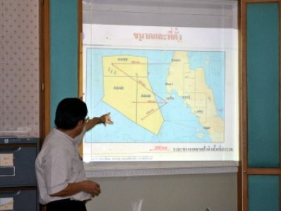 Oil rigs off Phuket may become 'national issue' | The Thaiger