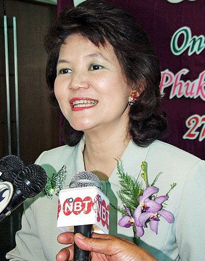 Anchalee, Raywat confirmed as Phuket MPs | The Thaiger