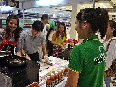 Phuket rain drives visitors to hospitality expo | The Thaiger