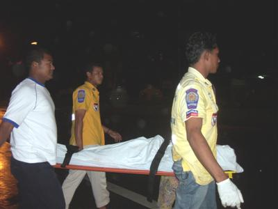 Rider in the storm: man killed in Phuket motorbike crash | The Thaiger
