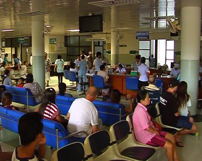 Phuket update: Patong Hospital flooding 'worst in ten years' | The Thaiger
