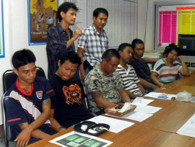 Phuket anti-drug volunteer arrested in meth bust | The Thaiger