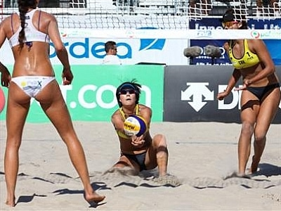 FIVB Beach Volleyball returns to Phuket – for now | The Thaiger