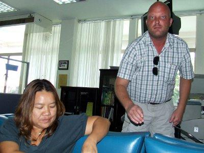 Gunfire silences Phuket construction clamor, says Swede | The Thaiger