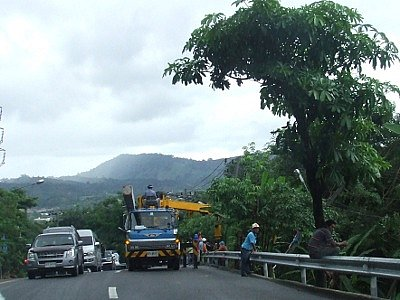 Patong Hill closed to traffic today | The Thaiger