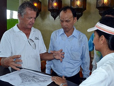 "Phuket officials ""reprimand' The Village 