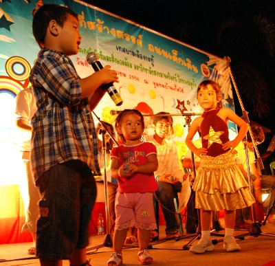 Phuket kids flock to Kathu street fair | The Thaiger