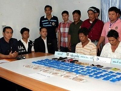 Phuket Police help nab drug kingpin in Krabi | The Thaiger