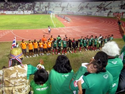 FC Phuket trump Songkhla in deep south battle | The Thaiger