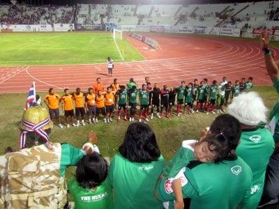 FC Phuket trump Songkhla in deep south battle | The Thaiger
