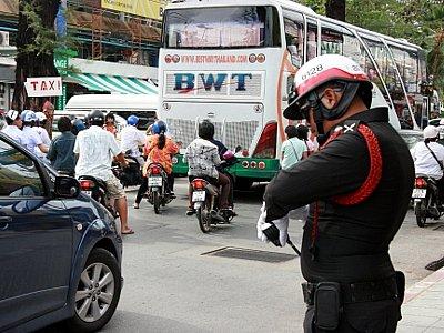 Health checks reveal Phuket police getting heavy | The Thaiger