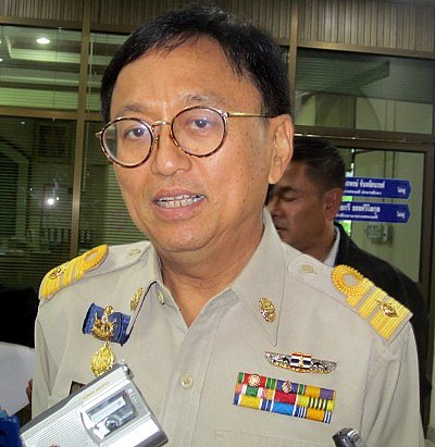 """Paiboon calls for """"dam healthy Phuket' 
