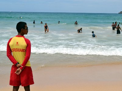 Lifeguards look to becoming career life-savers | The Thaiger