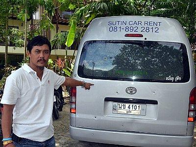 Phuket's Kamnan Winai dodges a bullet | The Thaiger