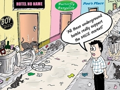 Phuket Opinion: Scofflaw hotels have little to fear   The Thaiger