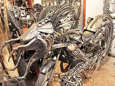 Riding works of art in Phuket | The Thaiger