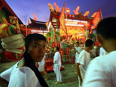 Procession routes for Phuket Vegetarian Festival | The Thaiger