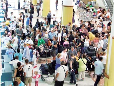 Phuket Airport tipped to reach breaking point | The Thaiger