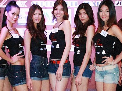Supermodel search lands in Phuket | The Thaiger