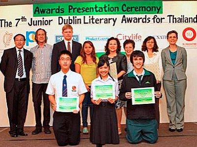Bangkok student trumps Phuket as national winner in Thailand's Dublin Literary Awards | The Thaiger