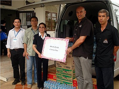 Phuket gears up flood relief efforts | The Thaiger