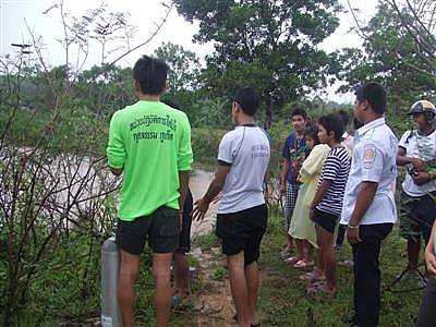 Construction worker drowns in Phuket klong | The Thaiger