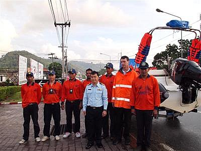 Phuket dinghies join flood relief effort | The Thaiger